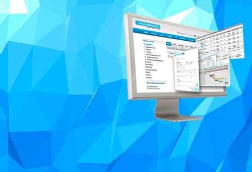 Multipress software dataline